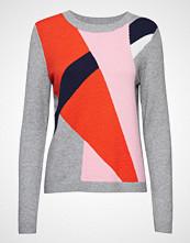 Minus Paige Knit Pullover Strikket Genser Multi/mønstret MINUS