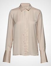InWear Rioiw Shirt Langermet Skjorte Creme INWEAR