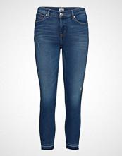 Tommy Jeans Mid Rise Skinny Nora 7/8 Mrthg Skinny Jeans Blå TOMMY JEANS
