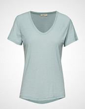 Levete Room Lr-Any T-shirts & Tops Short-sleeved Blå LEVETE ROOM