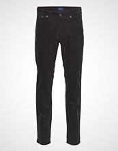 Gant O1. Slim Cord Jeans Slim Jeans Svart GANT