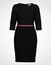 Esprit Casual Dresses Knitted Knelang Kjole Svart ESPRIT CASUAL