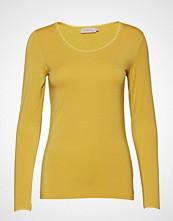 Noa Noa T-Shirt T-shirts & Tops Long-sleeved Gul NOA NOA