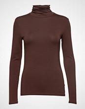 Cream Villa Blouse T-shirts & Tops Long-sleeved Rød CREAM