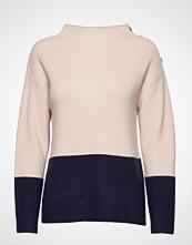 Brandtex Pullover-Knit Heavy Strikket Genser Creme BRANDTEX
