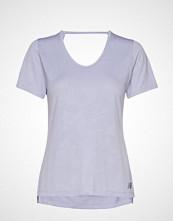 New Balance Q Speed Breathe Short Sleeve T-shirts & Tops Short-sleeved Lilla NEW BALANCE