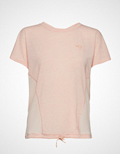 Kari Traa Isabelle Tee T-shirts & Tops Short-sleeved Rosa KARI TRAA