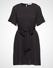 Cathrine Hammel Miami Dress W/Short Sleeves Kort Kjole Svart CATHRINE HAMMEL