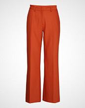 Bruuns Bazaar Cindy Manella Pant Vide Bukser Oransje BRUUNS BAZAAR