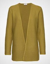 Gerry Weber Jacket Knitwear Strikkegenser Cardigan Gul GERRY WEBER