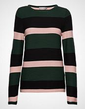 Brandtex Pullover-Knit Light Strikket Genser Grønn BRANDTEX