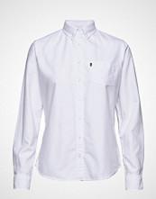 Lexington Clothing Sarah Oxford Shirt Langermet Skjorte Hvit LEXINGTON CLOTHING