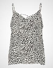 Only Onlftaylor Singlet Wvn T-shirts & Tops Sleeveless Multi/mønstret ONLY