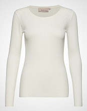 Noa Noa T-Shirt T-shirts & Tops Long-sleeved Creme NOA NOA