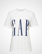 GAP Gap Os Tee T-shirts & Tops Short-sleeved Hvit GAP