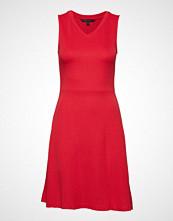 Armani Exchange Woman Jersey Dress Kort Kjole Rød ARMANI EXCHANGE