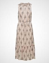 Rosemunde Dress Knelang Kjole Creme ROSEMUNDE