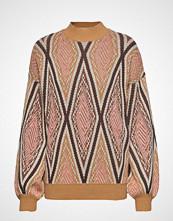 Minus Kadja Knit Pullover Strikket Genser Multi/mønstret MINUS