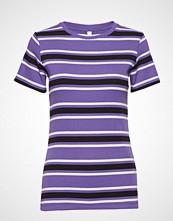 Soyaconcept Sc-Regitze T-shirts & Tops Short-sleeved Lilla SOYACONCEPT
