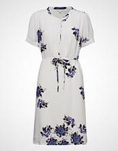 Signal Dress Knelang Kjole Hvit SIGNAL