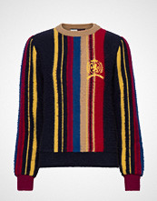 Hilfiger Collection Hcw Stripe Sweater, Strikket Genser Multi/mønstret HILFIGER COLLECTION