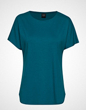 Nanso Ladies Blouse, Iisi T-shirts & Tops Short-sleeved Blå NANSO