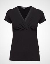 Esprit Collection T-Shirts T-shirts & Tops Short-sleeved Svart ESPRIT COLLECTION