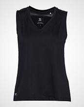 DAILY SPORTS Free Loose Tank T-shirts & Tops Sleeveless Svart DAILY SPORTS