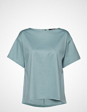 Weekend Max Mara Bino T-shirts & Tops Short-sleeved Blå WEEKEND MAX MARA