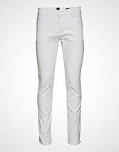 Boss Casual Wear Delaware Bc-L-C Slim Jeans Hvit BOSS CASUAL WEAR