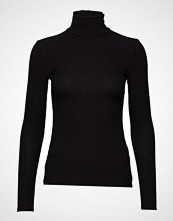Soft Rebels Cali Rollneck Blouse Høyhalset Pologenser Svart SOFT REBELS
