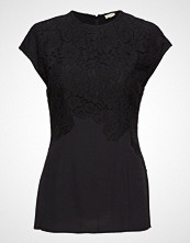 By Malene Birger Blondee T-shirts & Tops Sleeveless Svart BY MALENE BIRGER