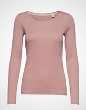 Esprit Casual T-Shirts T-shirts & Tops Long-sleeved Rosa ESPRIT CASUAL