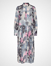 InWear Iw50 36 Naomiiw Dress Knelang Kjole Multi/mønstret INWEAR