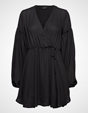 Gina Tricot Lillian Dress Kort Kjole Svart GINA TRICOT