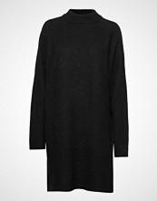 Pulz Jeans Pzrosemary L/S Dress Strikket Kjole Svart PULZ JEANS