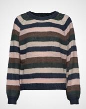 Lollys Laundry Lana Jumper Strikket Genser Multi/mønstret LOLLYS LAUNDRY
