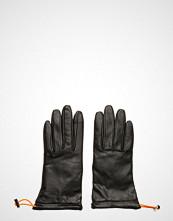 J.Lindeberg Jl Leather-Leather Glove Hansker Svart J. LINDEBERG