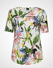 Gina Tricot Lizzy Top T-shirts & Tops Short-sleeved Multi/mønstret GINA TRICOT