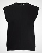 Totême Avril T-shirts & Tops Sleeveless Svart Totême