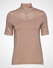 Rosemunde T-Shirt Ss Bluse Kortermet Rosa ROSEMUNDE