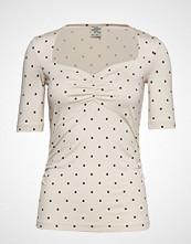 Baum Und Pferdgarten Joulee T-shirts & Tops Short-sleeved Hvit BAUM UND PFERDGARTEN