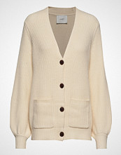 Just Female Sophie Cardigan Strikkegenser Cardigan Creme JUST FEMALE