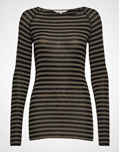 Gai+Lisva Amalie Medium Stripe T-shirts & Tops Long-sleeved Multi/mønstret GAI+LISVA