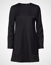 J.Lindeberg Vall Tailored Wool Kort Kjole Svart J. LINDEBERG