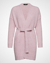 Weekend Max Mara Omero Strikkegenser Cardigan Rosa WEEKEND MAX MARA
