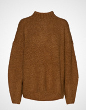 3.1 Phillip Lim Ls Drop Shoulder Pullover Strikket Genser Brun 3.1 PHILLIP LIM