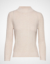 Mango Ribbed Sweater Strikket Genser Rosa MANGO
