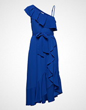 Cream Cabrilla Dress Knelang Kjole Blå CREAM