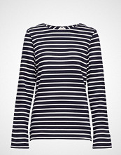 By Malene Birger Ellora T-shirts & Tops Long-sleeved Blå BY MALENE BIRGER